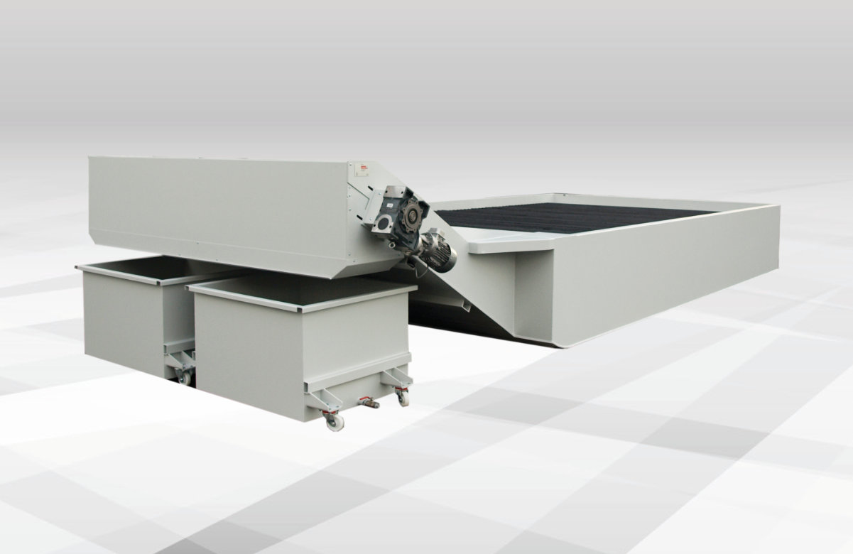 Water cutting table